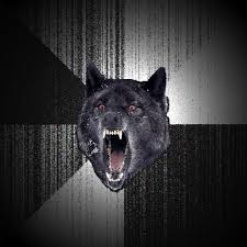 Wolf Meme Generator - insanity wolf meme generator