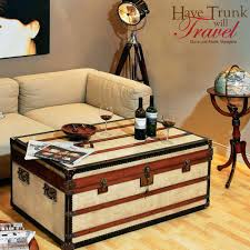 Wohnzimmertisch Kirschholz Tisch Truhe Couchtisch H 53 Favola Stilmöbel Authentic
