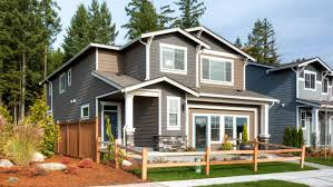 Homes Pictures by Seattle New Homes And Townhomes Wa Home Builders New Home