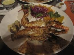 cuisine au barbecue langouste au barbecue au top picture of grill chill pereybere