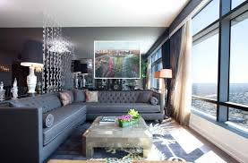 Tufted Sectional Sofas 10 Rooms Featuring Modern Sectional Sofas