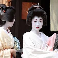 Geisha Hairstyles 128 Best Geisha Images On Pinterest Geishas Japanese Beauty And