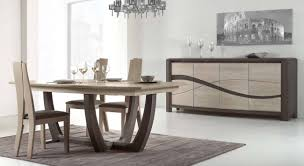 Table Chene Massif Moderne by Meubles Etienne Mougin