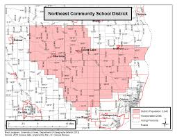 Map Of Des Moines Iowa Northeast Community District Welcome To Northeast