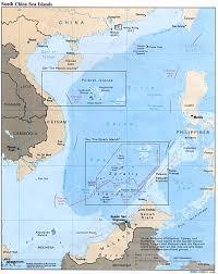 Map Of Pacific Ocean Pacific Ocean