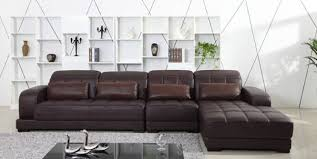Cheap Leather Sectional Sofas Sale Impressive Leather Sofa For Sale New Simple Sofas Home