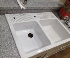 Air Gap Kitchen Sink by Making A Domsjo Kitchen Sink Legal In California Ikea Hackers