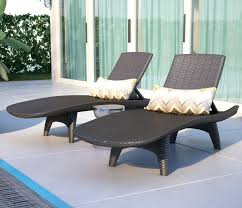 Chaise Lounge Patio Furniture Outdoor Chaise Lounges Patio Chairs The Home Depot Modular Lounge