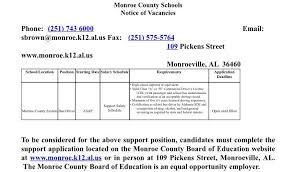 monroe county high home facebook