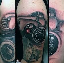 next luxury 70 car tattoos for men u2013 cool automotive design ideas