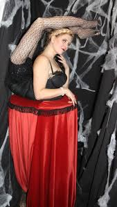 Scary Gypsy Halloween Costume 710 Halloween Carnevil Sinister Circus Night Circus