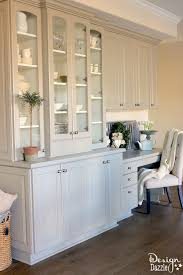China Cabinet In Kitchen China Cabinet Makeover Design Dazzle