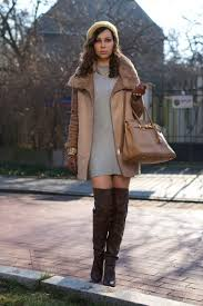 dark brown overknee zara boots heather gray dresses bronze romwe