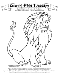 coloring pages draw lion varnaru