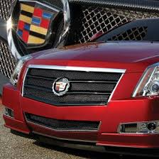 2011 cadillac cts grille 2011 cadillac cts custom grilles billet mesh led chrome black