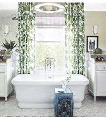 bathroom drapes home interior design ideas