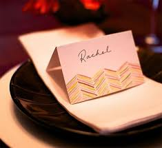 Diy Place Cards 35 Cute And Clever Ideas For Place Cards