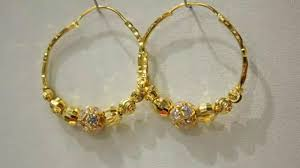 design of earrings gold bali earrings designs in small and medium sizes gold hoop