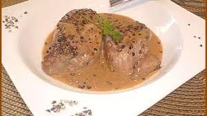 madere cuisine filet mignon de porc au poivre et au madère recette par cuisine
