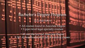 associates degree in paralegal studies in kentucky