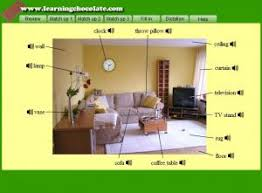 Interior Design Vocabulary List by English Guide Org