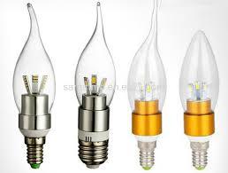 Chandelier Light Bulbs Candle Bulb Mini Dimmable Led Chandelier Light Bulb Id 9444163