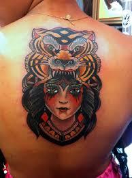 javi de la rica and tiger tattoos
