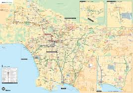 Northeast Map Usa by Los Angeles Bike Map