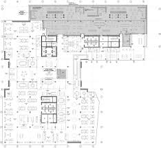 Open Office Floor Plans by Cisco Offices Studio O A Archdaily