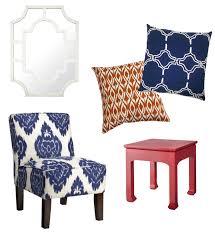 Chevron Accent Chair Orangeed Chair Patterns Patterns Kid