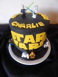 wars birthday cake may the 4th be with you wars cake say it with cake
