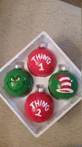 our dr seuss tree 2012 tree ornaments