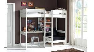 lit superpos avec bureau int gr conforama lit mezzanine 1 place avec bureau luxury en bois cg75 conforama