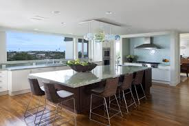 big kitchens with islands modern big kitchen kitchen cabinets remodeling net
