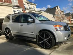 lifted nissan armada two tone nissan armada nissan armada u0026 accessories pinterest