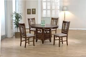 Small Round Kitchen Table For Two by White Round Kitchen Table Table On The Side View In Gallery