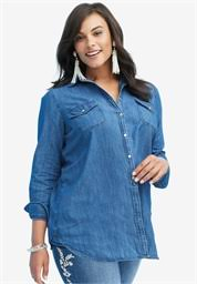 blouses for plus size plus size shirts blouses at fullbeauty