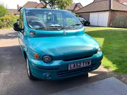 fiat multipla for sale fiat multipla wheelchair up front mobility vehicle in backwell