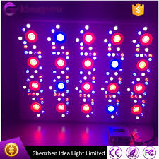 used led grow lights for sale ce rohs listed 108 watt full spectrum hydroponic used growlights