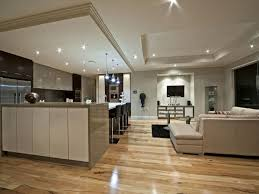 living kitchen ideas modern kitchen living kitchen design floorboard galley kitchen