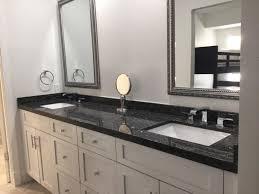 bathroom granite countertops ideas 21 granite bathroom countertop designs ideas plans design regarding