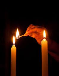 sabbath candles kabbalat shabbat services exponent