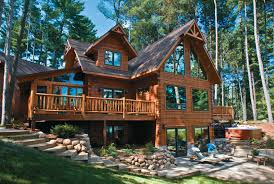 a frame home residential commercial custom home building northern minnesota