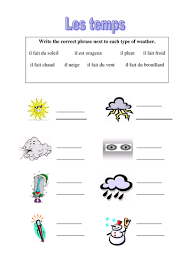 weather starter matching phrases u0026 pictures by rosaespanola