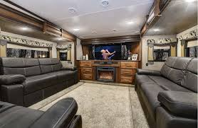 5th wheel with living room in front outstanding fifth wheel cers with front living rooms 50 about