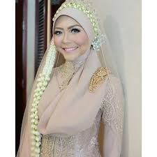 wedding dress syari covered yet chic we our muslim brides