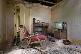 scottish homes and interiors abandoned homes on scottish islands where residents left tv sets and
