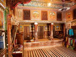 Rajasthani Home Design Plans The Fascinating Story Of The Abandoned Havelis Of Shekhawati In