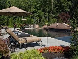 triyae com u003d mediterranean style backyard with pool various