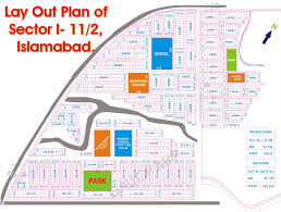 Islamabad Map Sector Maps U2013 Property Time